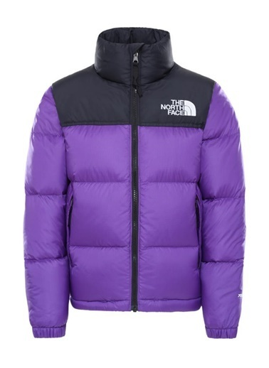 The North Face The North Face 1996 Retro Nuptse Çocuk Mont Mor Mor